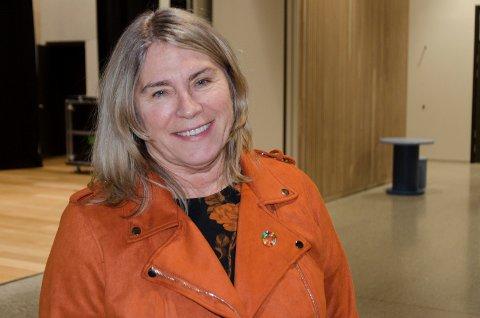 FORNØYD: Ordfører Kirsten Orebråten er glad for at politikerne i Ringerike nå kan samles til vanlige møter igjen.