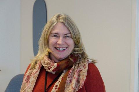 HAR TROEN: Ordfører Kirsten Orebråten er positiv til en utvidelse av Ringerike fengsel på Tyristrand og hva det kan bidra med av arbeidsplasser.
