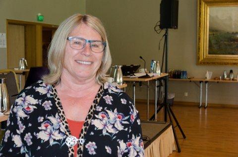 UTSATTE FRISTEN: Ordfører Kirsten Orebråten (Ap) vil gi innbyggerne lenger tid på seg til å komme med innspill til Tronruds planer om høyhus. Nå forlenges fristen til 31. august.