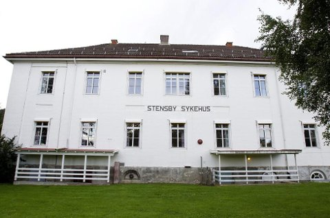 SOLGT: Stensby sykehus.