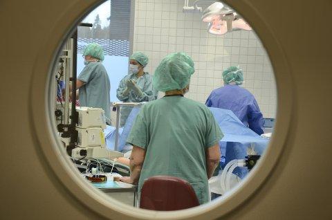 KREVENDE KABAL: En time på Ahus – som her på dagkirurgisk – krever mye planlegging og ressurser fra sykehusets side.
