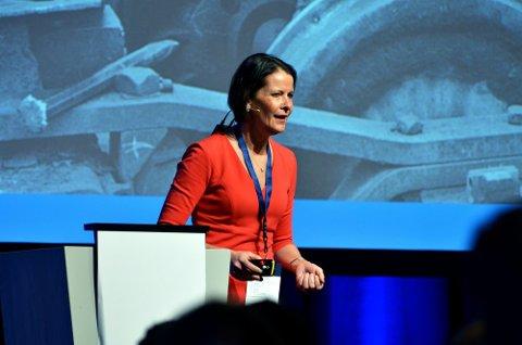 SAMME TABBENE: Investeringsdirektør Alexandra Morris i Skagen Fondene opplever at småsparerne gjør de samme feilene om og om igjen. Foto: Skagen Fondene