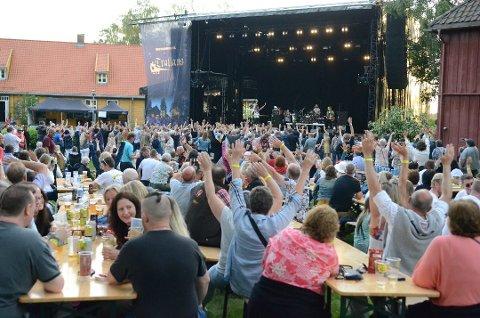 Arrangøren lokket med verdensstjernene Alphaville og Slade, uten at det lokket nok publikum. Etter publikumssvikten i år er det slutt for festivalen.