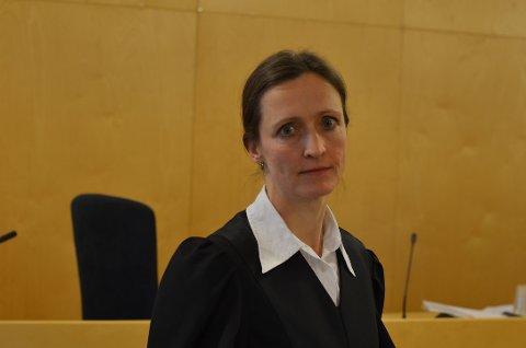 Aktor Adeleid Haugen