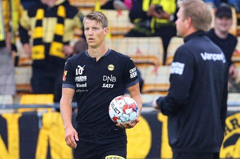 REVANSJELYST: Thomas Lehne Olsen håper LSK kan snu trenden på hjemmebane.