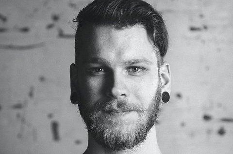 – FANTASTISK SPENNENDE: Røyken-gutten Herman Mjølge Lysne Paulsen har klippet intenst for å bidra til at eksamensfilmen «Generation Mars» er nominert til Student Academy Awards.