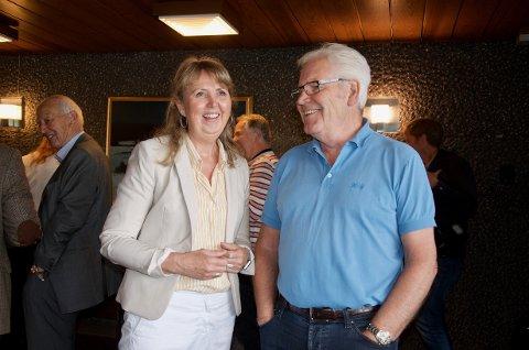 Marianne Riis Rasmussen fra Asker og Børre Pettersen fra Røyken trekker seg fra politikken. De sitter begge i fellesnemnda for nye Asker ut 2019.