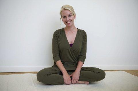 Instruktør: Julie Vestrum Hansen holder kurs i Sole barnehage fra og med tirsdag 18. august. Kurset går over åtte dager, hver tirsdag og onsdag. Foto: Carina Log borge