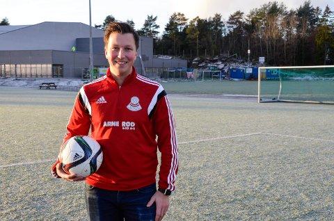 NOMINERT: Sandars Simen Hem er nominert til prisen «Årets unge leder» som deles ut av NFF fredag.