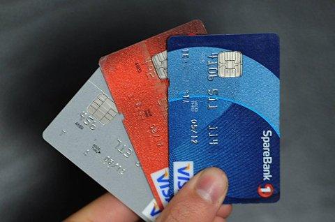 Mannen fikk laget flere bankkort som han brukte for å skaffe seg varer han kunne selge videre for å få penger til narkotika. Han ble etter hvert avslørt. (Illustrasjonsfoto)