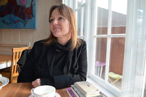 LITTERATURFORMIDLER: Kirsten Muhle slutter i jobben som litteraturformidler på Sandefjord bibliotek, men litteratur i en eller annen form kommer hun fortsatt til å ha med seg inn i nye prosjekter.