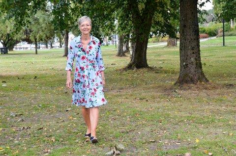 VERDSETTER LIVET: Hilde Bostrøm (52) ble frisk av kreftsykdommen som rammet henne i 2008. Nå engasjerer hun seg i arrangementet «Stafett for livet».