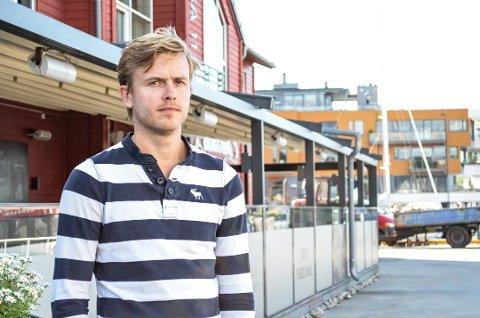 HUSK Å AVBESTILLE I TIDE: – Gebyr er veldig vanlig på restauranter i andre byer i Norge og utenlands, sier styreleder i Hav og vin/Brygga 11, Geir Skeie.