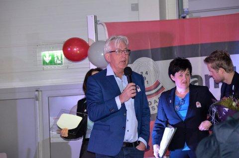 BEKYMRET: Ole Petter Tufte i Vestfold Fotballkrets er bekymret for breddefotballen i fylket vårt.