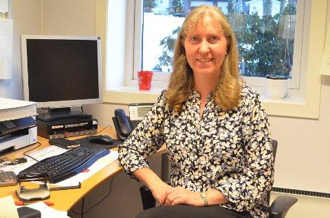 VEGETARIANER: Leder på Mosserødhjemmet, Anita Hagler, gleder seg over at utvalget til vegetarianere har blitt bedre, både på restauranter og i dagligvareforretninger.