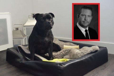 KRITISK: Advokat Andreas Møller liker ikke framgangsmåten til sin kollega i Sandefjord i Shaci-saken.