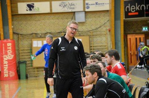 KOMMER HJEM: Anders Holand Pettersen er klar for mye tid i Jotunhallen. Han blir SH-trener kommende sesong.