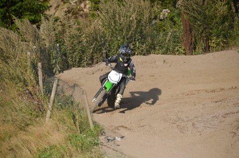 Sak om Dynga Racing. Mats Benjaminsen (11).