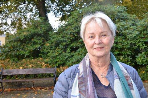RETT TID: Signe Elin Eide Joackimsen (63) følte seg helt frisk da hun tok en frivillig mammografi undersøkelse. I dag er hun takknemlig for at hun valgte å takke ja til undersøkelsen.