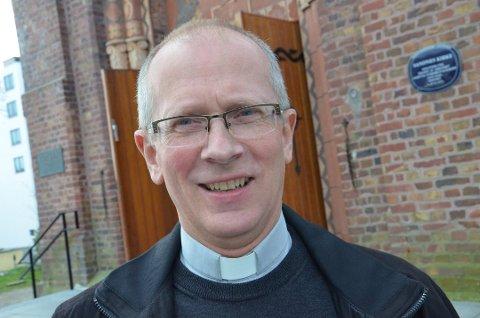 TOPPER LISTEN: Ludvig Bjerkreim står øverst på skattelisten hos de kristne i Sandnes.