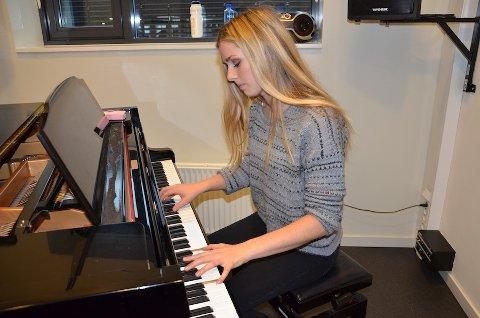 Solist: Idol-vinner Siri Vølstad Jensen skal opptre under Nærvær-forestillingen som holdes i Sandnes kulturhus tirsdag 3. desember og onsdag 4. desember.