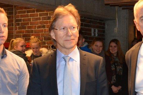 Rektor ved Sandnes videregående skole tjener mest blant rektorene i Sandnes.