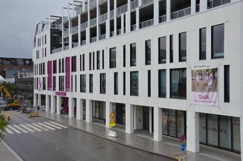 MANGE SØKERE: 18. mars åpner Coop Extra ny butikk på Bystasjonen. Det har kommet inn 400 søkere til 15 stillinger.