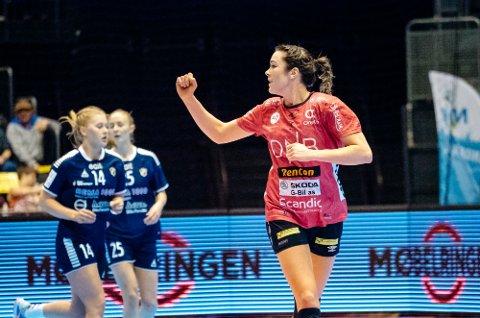 Årets spiller: Kari Brattset er blitt kåret av NISO til Årets spiller. Foto: Thomas Andersen