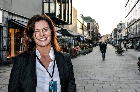 NY DAGLIG LEDER: Hanne Tegneby er ny daglig leder i Tegneby & Grønnerød Landbruksmegling.