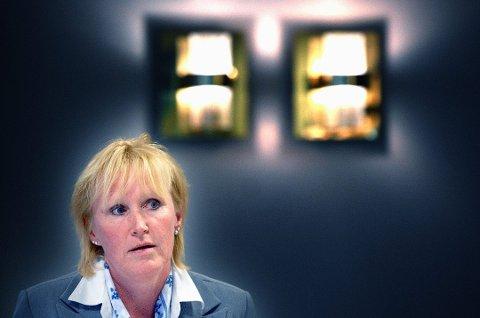 Kirsti Skaug, direktør helse og velferd. (Foto: Jarl M. Andersen)
