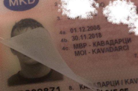 Statens vegvesen ser svært alvorlig på jukset til to makedonske vogntogsjåfører som hadde forfalsket sertifikatene sine.