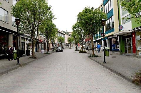 Kristiansund kommune er i økonomisk trøbbel.