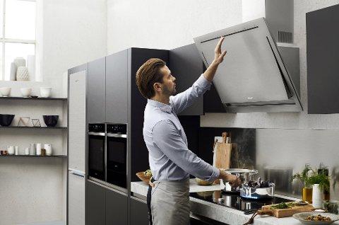 Det er mange som kan tenke seg en smartovn på kjøkkenet.