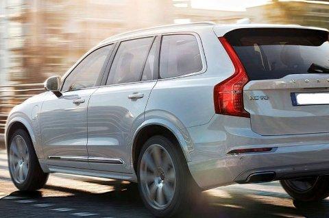 Volvo XC90 er en av de ladbare modellene som nordmenn kjøper mange av om dagen.