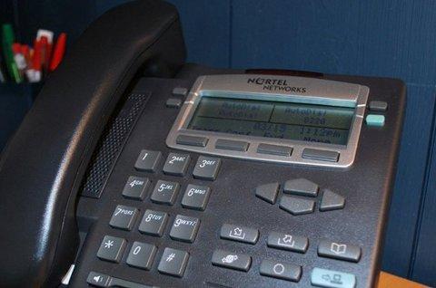 - Ikke ta telefonen når du tror det kan være svindlere på ferde.
