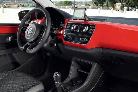 Lille up! er rimeligste Volkswagen på markedet i dag. Det nye billigmerket skal bruke teknologi fra øvrige VW-modeller.