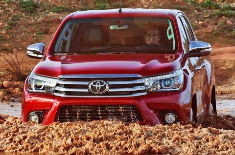 Mer enn 16 millioner biler har blitt solgt. Også i Norge er Toyota Hilux en trofast bestselger. Nå blir den ny.