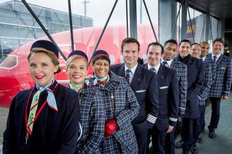 Norwegian vant prisen Passenger Choice Awards i Oregon i USA i natt.