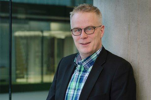 Leif Jensen i Kaspersky Lab.