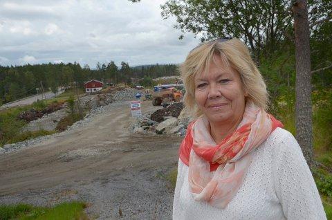 BREVSKRIVER: Kjersti Nythe-Nilsen (Ap) har undertegnet brevet med krav om E18-fortgang.