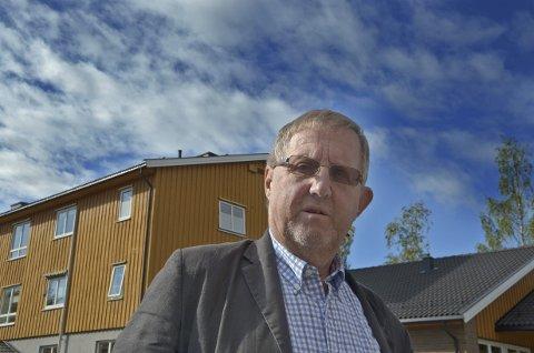 Svein Olav Agnalt, ordfører i Skiptvet