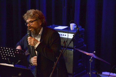 Stor innsats: Artisten og ildsjelen Benny Hanssen (51) har spilt inn singelen «Hold mitt hjerte». – Den er en hyllest til alle frivillige som hver dag gjør en stor innsats for dem som ikke har det så greit, sier Hanssen. Arkivfoto