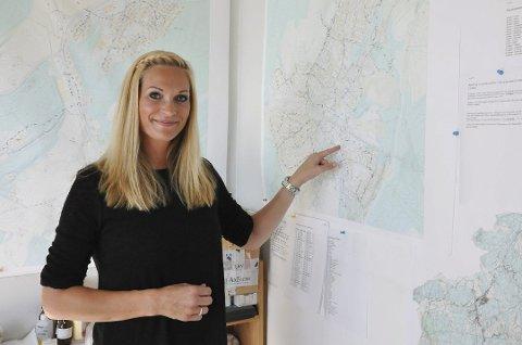 – Vi er ikke helt tilbake på normalen, sier Christine Strømsæther i Hobøl vannverk.