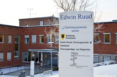 Forlanger millionpris: Styret i Sykehuset Østfold vil selge sin del av Edwin Ruuds i Eidsberg til markedspris.
