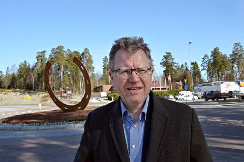 Erik Unaas, ordfører i Eidsberg kommune.