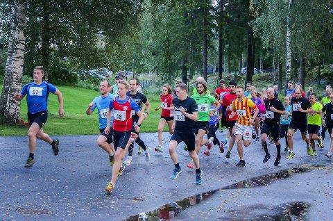 Glavamila 2015: starten har gått. 49 voksne deltok