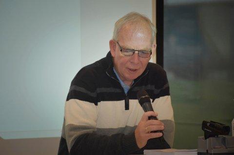 Partiløs: 787 personer er nå medlemmer av foreningen Folkets Stemme. Men Frank Finstad får ikke bruke navnet i kommunestyret i denne perioden. Han er en uavhengig representant.
