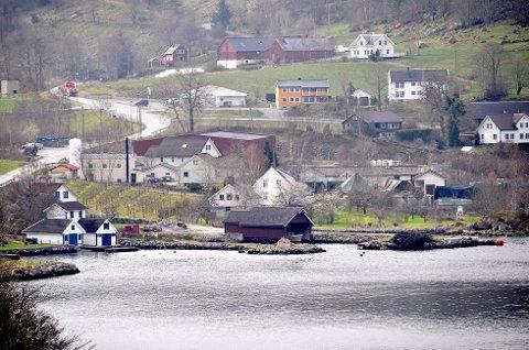 KOLLIDERTE: To fritidsbåter kolliderte i Fistervågen torsdag kveld. (Arkivfoto)