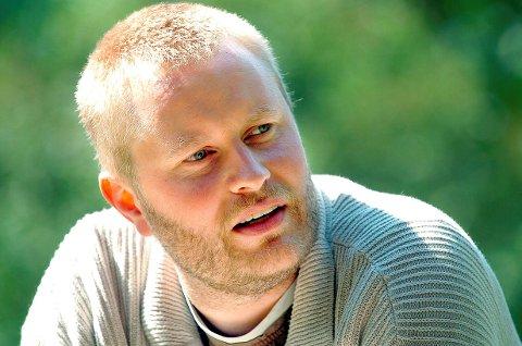 NY ROLLE: Knut Inge Solbu skal samarbeide med Fenomen film og scene AS fra nyåret.
