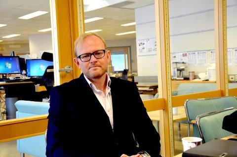 KRAV MOT SEG: Det ble i desember tatt ut utleggsforretning mot Bekkestø Invest som er heleid av advokat Erlend Follegg. Han betalte samme dag som TA tok kontakt.
